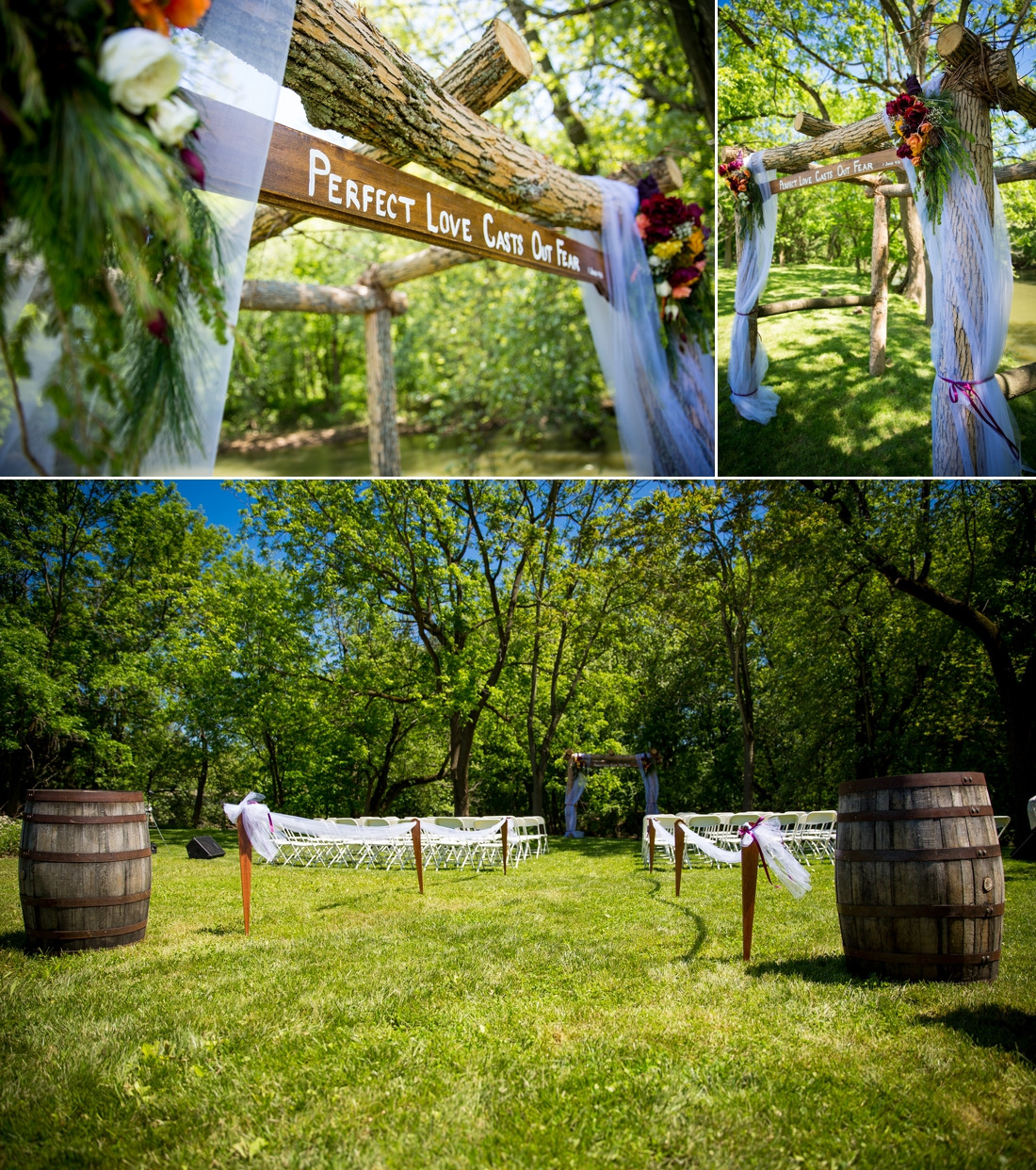 Stone Barn Winery Selinsgrove, PA Wedding Photography